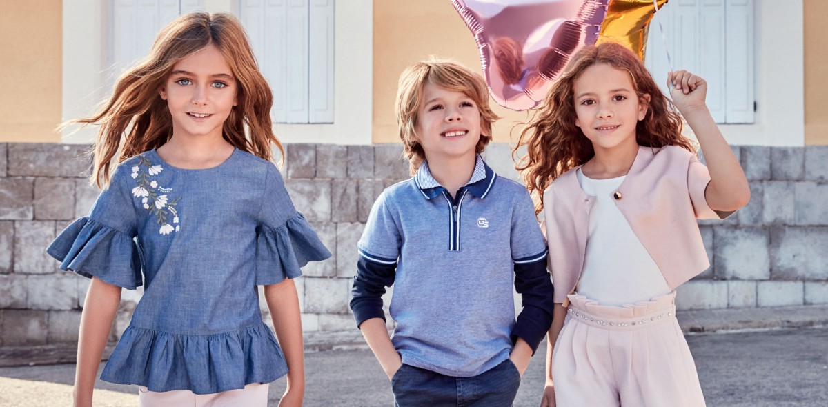 OVS Kids Advertising Campaign Spring 2018
