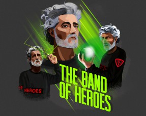 The Band of Heroes